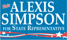 Alexis Simpson for State Representative